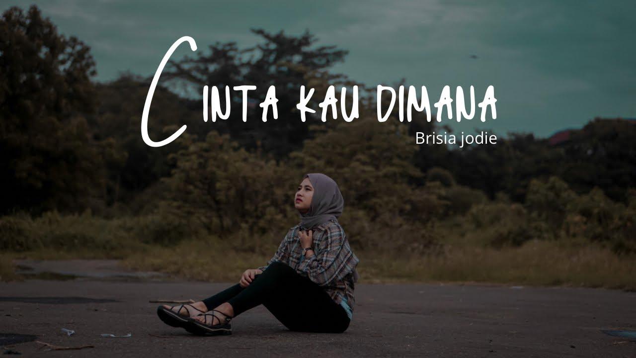 Cinta Kau Dimana - Brisia Jodie Cover Cindi Cintya Dewi ( Cover Video Clip)
