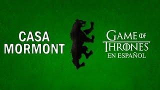 Casa Mormont | Game of Thrones en español