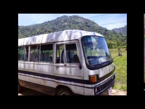 Mitsubishi Rosa Bus | for Sale - www ADSking lk - YouTube