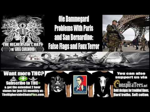 Ole Dammegard | Problems With Paris and San Bernar