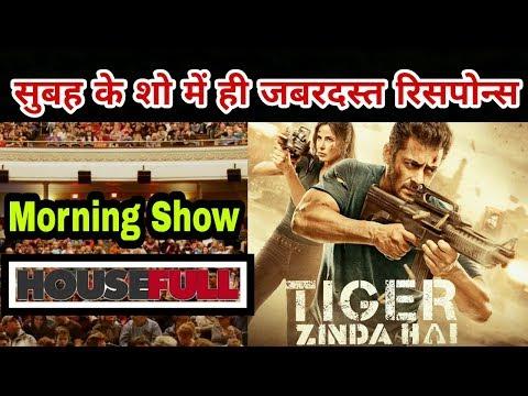 Tiger Zinda Hai Very Good Response In morning Show | Occupancy Morning Show