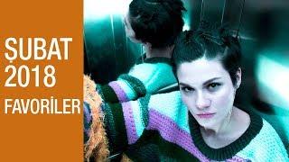 FAVORİLER - Şubat 2018 | Kozmetik, Filmler, Diziler, Kitaplar, Yeni Dövmelerim
