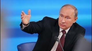 7.06.18 В.В. Путин ответит на вопросы. Вопрос сотрудника  КГБ СССР