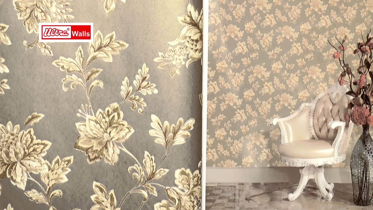 Charmant Ultrawalls: 3D Wallpaper Home Design Ideas, Wonder Wallpapers   YouTube