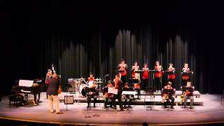 Redmond Middle School Jazz Ensemble - (Go Ask Your Mother)