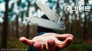 Ruike P831-SF genialny nóż gdyby nie...