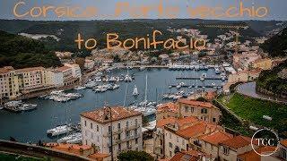 6 Corsica-Porto Vecchio to Bonifacio