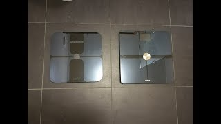 eufy smart scale - weigh in and comparison Nokia Body +
