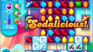 Candy Crush Saga SODA Level 1458 CE