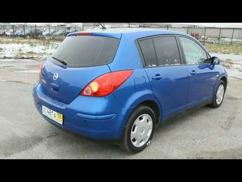 Nissan Tiida,стоит ли покупать,обзор,аналитика