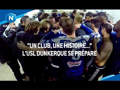 Championnat National : l'USL Dunkerque se prépare