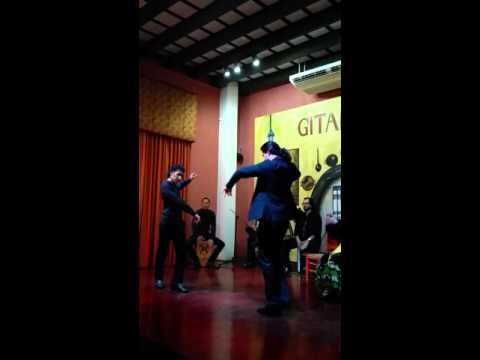 Flamenco Show At Barrachina Restaurant Old San Juan