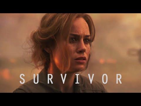 Carol Danvers || Survivor