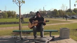"""Andrius Mamontovas dainuoja """"Kitoks pasaulis"""" iš """"Atsibusk su Vyteniu"""" parko"""