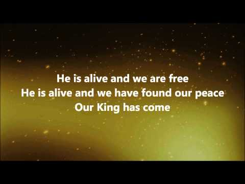 Our King Has Come - Elevation Worship w/ Lyrics