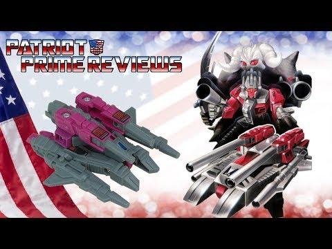 Patriot Prime Reviews 1988 G1 Pretender Skullgrin