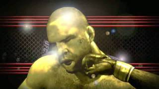 UFC Undisputed 2009 Show Piece - The Stand Up Game