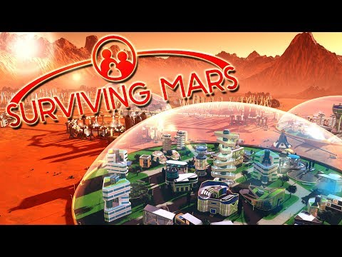 CITY SKYLINES... OP MARS!! | Surviving Mars #1