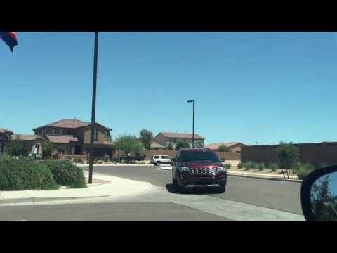 Canyon Trails In Goodyear New Homes-Phoenix Real Estate