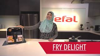 Tefal FX1000 Fry Delight by Sharifah Sofia
