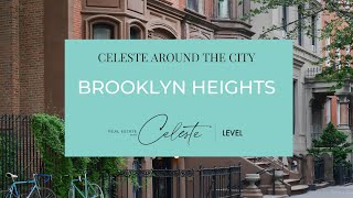 Celeste Around the City-BROOKLYN HEIGHTS