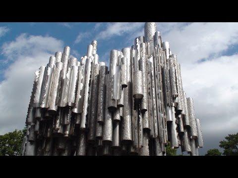 Sibelius monument, Helsinki - Finland