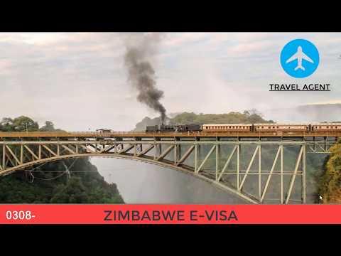 Zimbabwe E Visa Apply 2019 - Get a Tourist Visa Online