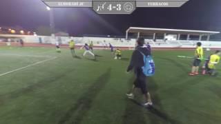 almorad jc vs verracos 3º y 4º puesto ii masters cup