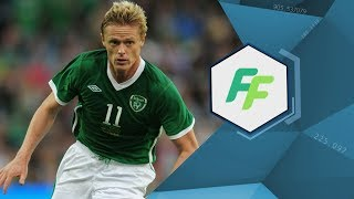 Damien Duff - A life in football