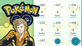 Langweiliges Video, wo ich alle meine Pokémon zeige | Pokémon GO Deutsch #872