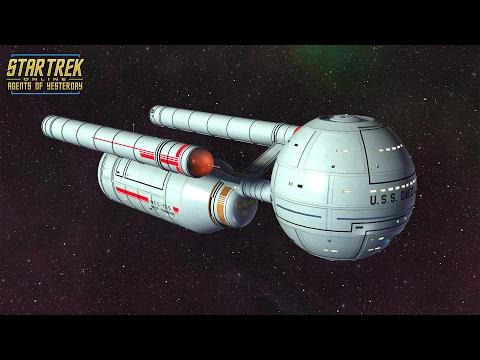 STAR TREK ONLINE HD 'Daedalus Temporal Science Vessel' (2017)