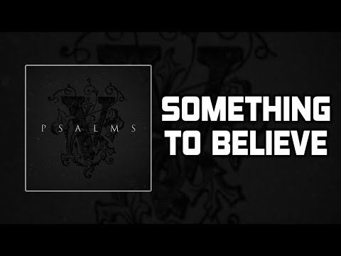 Hollywood Undead - Something To Believe [Lyrics Video]