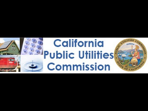 California Public Utilities Commission 8/11