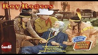 Under Nevada Skies (1946) | Full Movie | Roy Rogers | Trigger | Gabby Hayes | Dale Evans