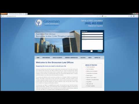 KABC Radio | Grossman Law Offices | Injury Attorney - Fresno & Woodland Hills CA