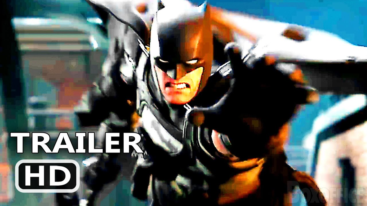 PS5 - Fortnite Batman Zero Trailer (2021)