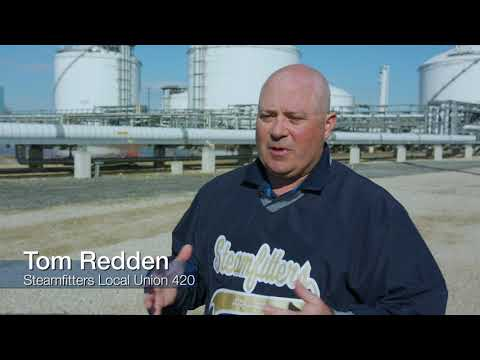 Steamfitters Local 420 Union Benefits From Mariner East Projects In Marcus Hook