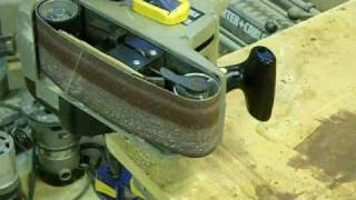 Woodworking Tips With The Belt Sander