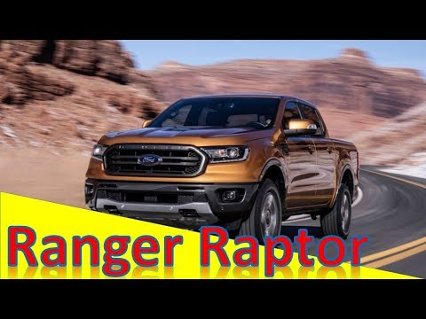 New 2019 Ford Ranger Raptor Release Date - 2018 Detroit Auto Show
