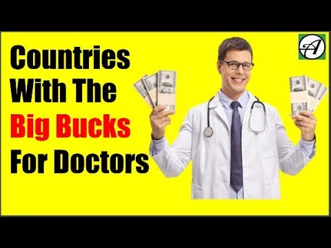 Top 10 Countries With The Highest Salaries For Doctors