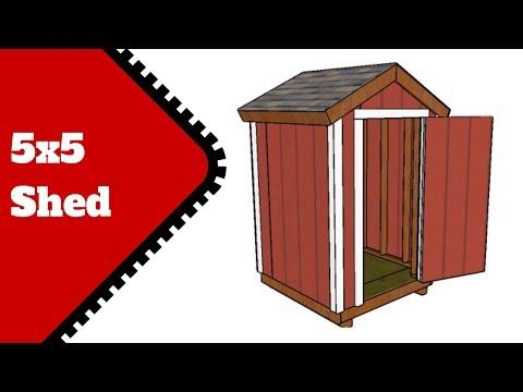 5x5-small-garden-shed-plans