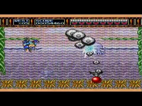 Retro FTW: This Is How You Play... Rocket Knight Adventures part 2  