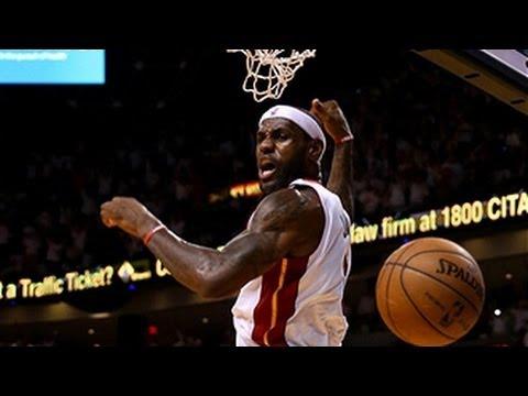 2013 NBA Playoffs: Best of Phantom