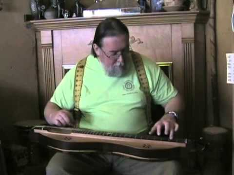 Ben Seymour demos the Rosewood Diatonic & Chromatic Kudzu Patch Dulcimer