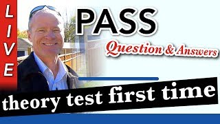 How to Pass Your Your Knowledge Test First Time :: Q & A