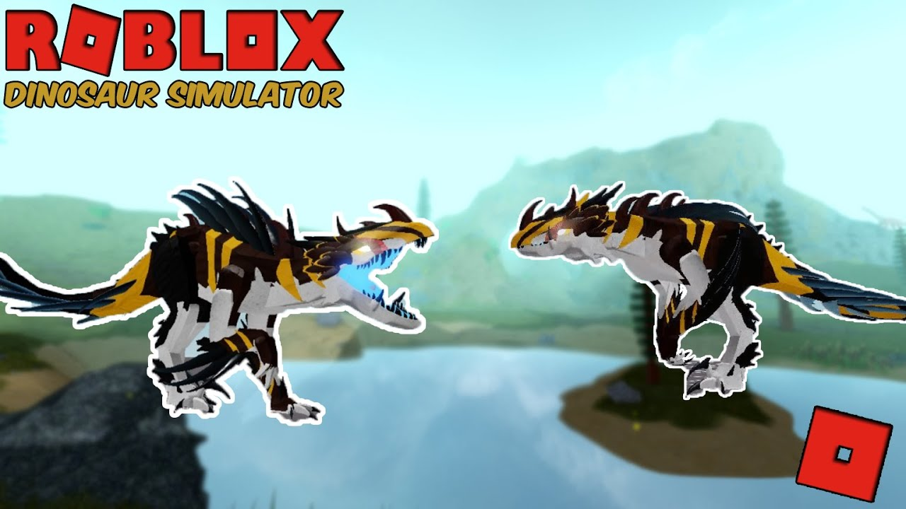 Roblox Dinosaur Simulator Scythe Slasher Avinychus Everything