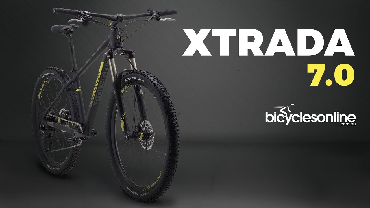 Polygon Xtrada 7.0 Mountain Bike YouTube