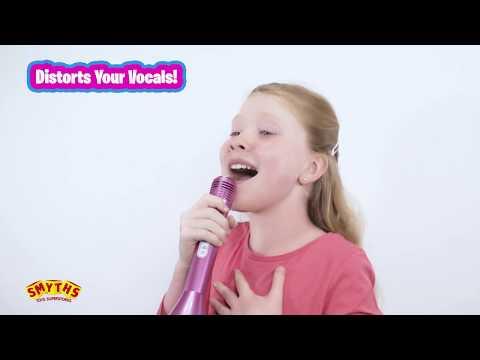 Smyths Toys - Mi-Mic Microphone Speaker