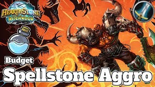 Budget Spellstone Aggro Pirate Warrior Witchwood | Hearthstone Guide How To Play