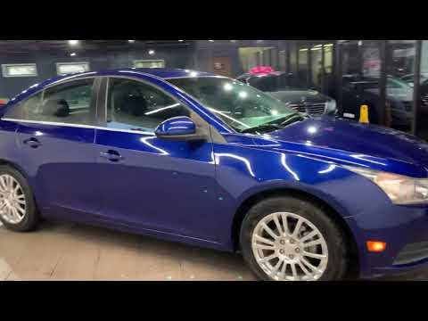 2012 Chevrolet Cruze ECO Manual #139445